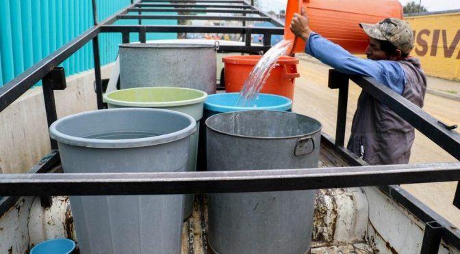 No se suspenderán clases por corte de agua: gobierno de la CDMX (Milenio)