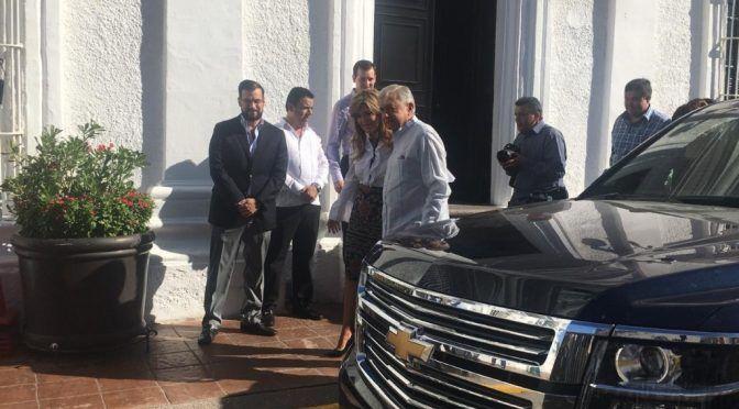 Hermosillo: Agua y concluir carretera, prioridades en Sonora: AMLO (La Jornada)