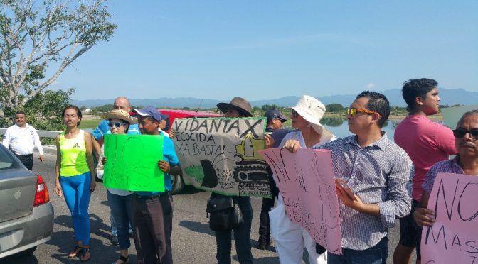 Puerto Vallarta: Vallartenses exigen detener ecocidio en el río Ameca (La Jornada)