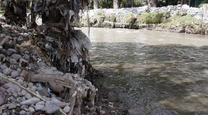 Puebla: Exalcalde omiso, ahora pide se atienda recomendación de la CNDH por contaminación del río Atoyac (Tierra Baldía)