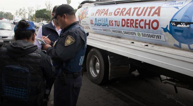 Iztapalapa en crisis por extensión del corte de agua (Diario de México)