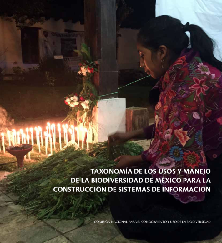 Taxonomía de los usos y manejo de la biodiversidad de México para la construcción de sistemas de información