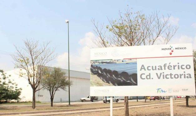 Tamaulipas: Acuaférico no resolvió el problema del agua (El Mañana)