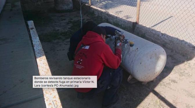 Chihuahua: Heladas revientan tuberías de agua