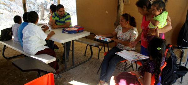 Sin drenaje, 42% de las escuelas del país: CNDH (Aristegui Noticias)
