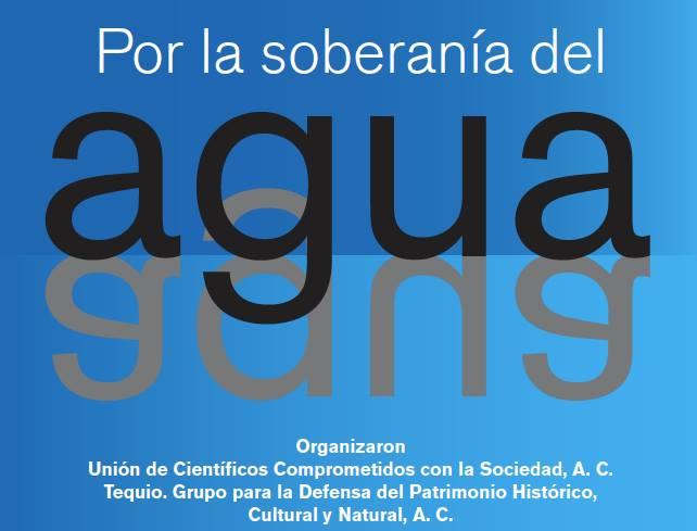 Por la soberanía del agua (UCCS)