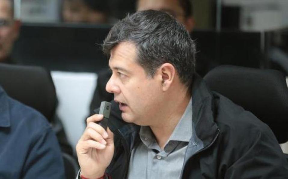 Amieva llama a no entrar en crisis por corte de agua (Milenio)
