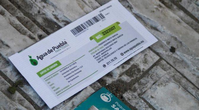 Puebla: Aprueban en comisiones que Congreso establezca tarifas de agua (Milenio)