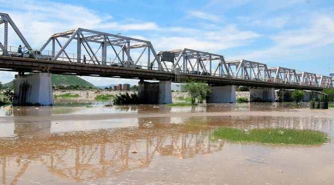 Gobierno de AMLO proyecta planta de agua potable en La Laguna (Milenio)