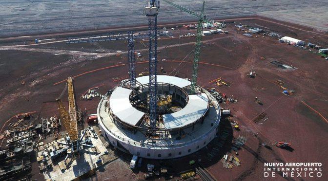 ¿Qué pasará con lo que se construyó ya del NAIM en Texcoco? (Vanguardia)