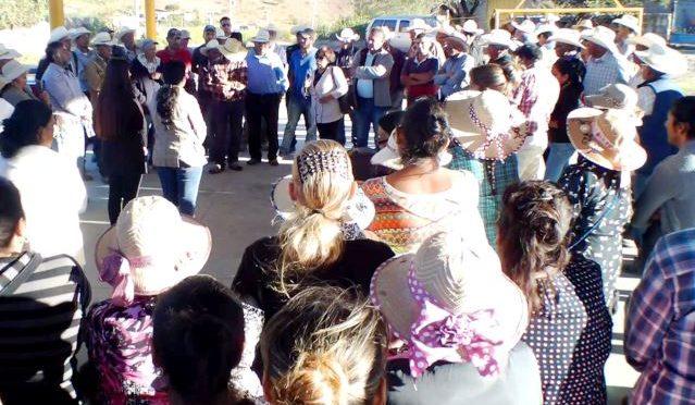 Zacatecas: Miedo a perder el río y ser desplazados (Express Zacatecas)