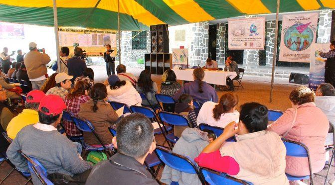 CdMx: Aeropuerto en Santa Lucía acabaría con acuíferos: activistas (La Jornada)