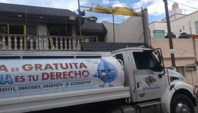 Iztapalapa declara concluida emergencia y crisis por corte de agua (El Universal)