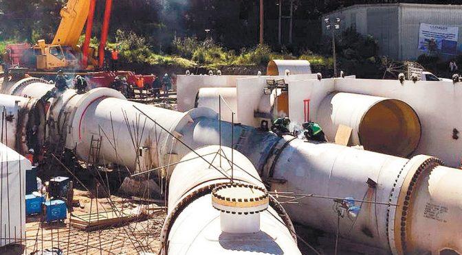 Obras en el Cutzamala costaron 500 mdp; la 'K invertida', solo 20 (Milenio)