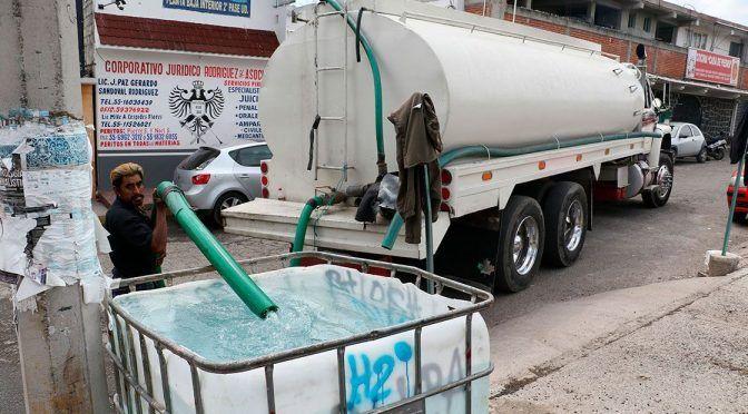 CdMx: Gobierno capitalino pide revisar que agua sea clara e inodora tras megacorte (El Economista)