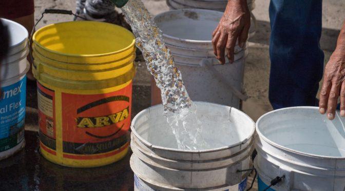 Hoy será el peor día del 'megarrecorte'; aún no inicia distribución de agua: Sacmex (El Financiero)