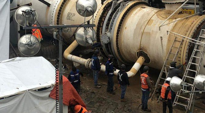 Termina mantenimiento en el Sistema Cutzamala; reanudan suministro de agua (Milenio)