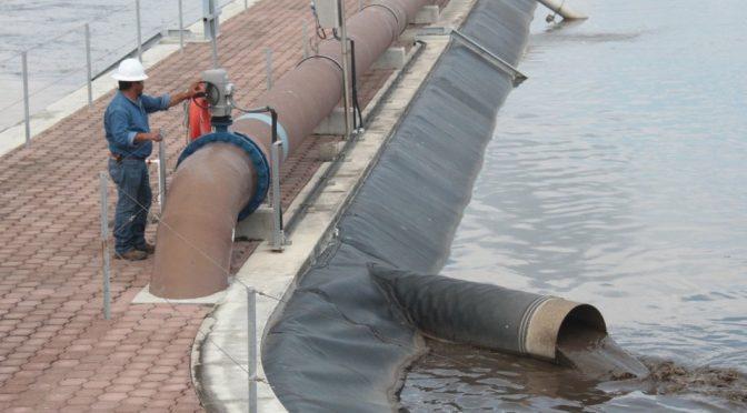 Tamaulipas multará por incumplir con tratamiento de aguas (Milenio)