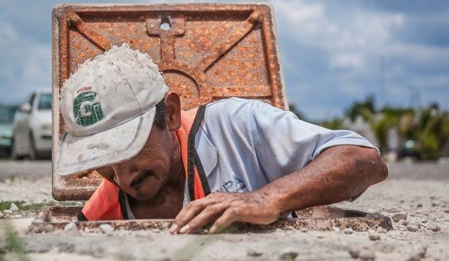 Preocupa a autoridades el manejo de aguas residuales en Tulum (La Jornada Maya)