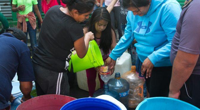 CdMx: No volverá a haber cortes de agua parciales o totales en 10 años: Conagua (CRÓNICA)