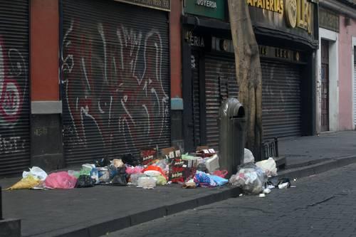 CdMx: Falta saber consumir para atenuar la producción de basura: expertos (La Jornada)