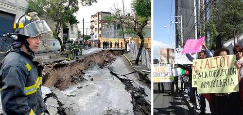 CdMx: Colapsan servicios en la capital por la expansión inmobiliaria (La Jornada)