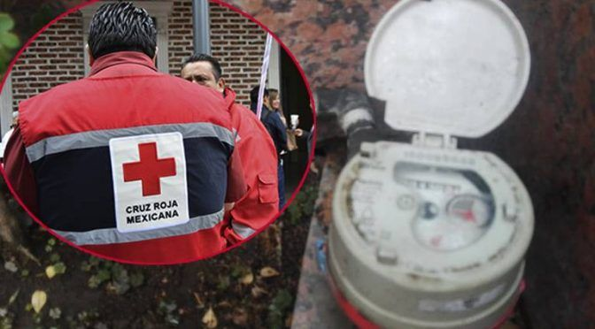 Municipios decidirán aportación a Cruz Roja a través del recibo del agua (El Sol de León)