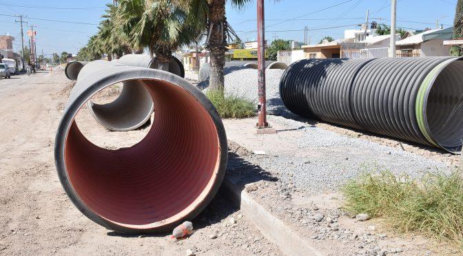 Proyectan invertir 300 mdp en drenaje pluvial en Torreón (El Siglo de Torreón)