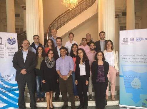 UNESCO y ONU-CEPE promueven debates técnicos regionales sobre cooperación en materia de aguas transfronterizas (UNESCO)