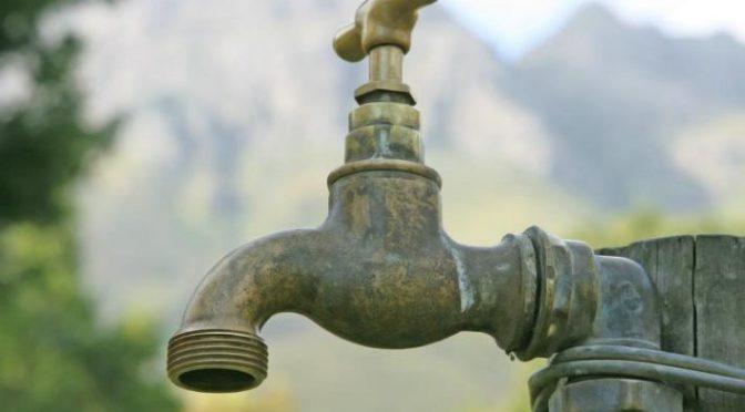 Prevén recorte en recursos para sector hídrico en el país (El Sol de San Luis)