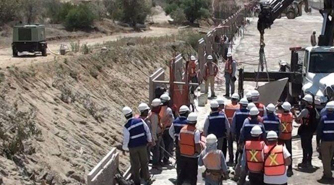 Urgen a terminar la presa Los Pilares (Uniradio Noticias)