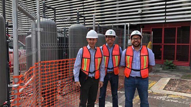Crean potosinos tecnología para tratar 200 mil litros de agua al día (Excélsior)