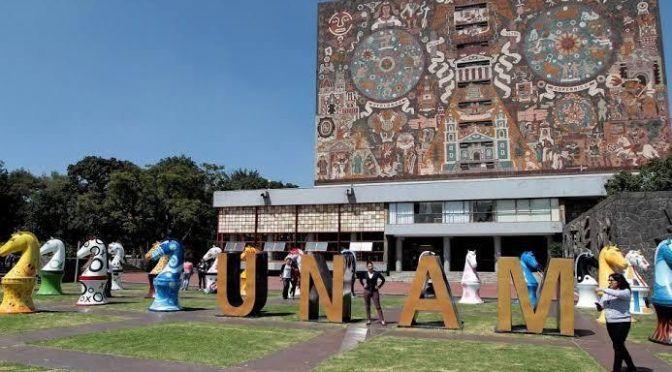 Estudiantes de la UNAM crean concreto ecológico que ayuda a purificar aire y agua (QS Noticias)