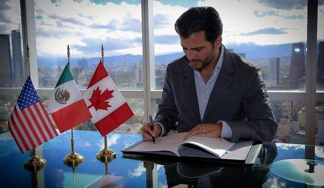 Canadá, Estados Unidos y México renuevan su compromiso a través de un nuevo Acuerdo de Cooperación Ambiental (gob.mx)