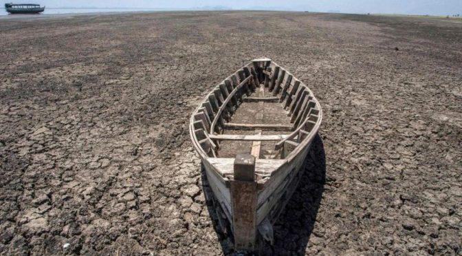 Zomba: El lago de África que se secó a causa del cambio climático (El Comercio)