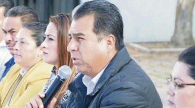 Protestan alcaldes contra alza en tarifas de energía en Aguascalientes (El Universal)