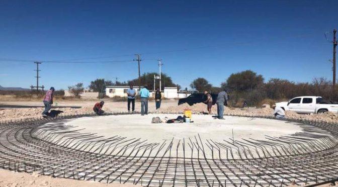 Durango: Almacenarán agua en macrotanques (El Siglo de Durango)