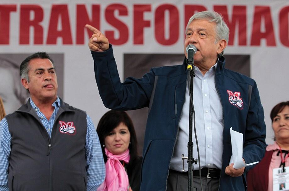 AMLO ignora al 'Bronco' y reduce presupuesto para Nuevo León (Reporte Indigo)