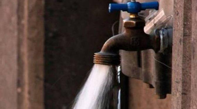 Solo paga agua la mitad de la población del Edomex (El Sol de Toluca)