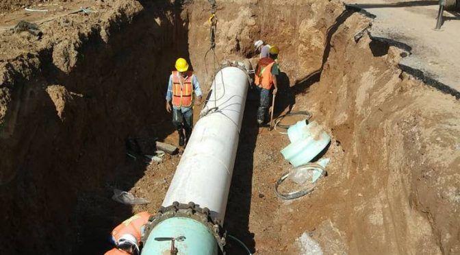 Sonora: Bajará 30% servicio de agua por temperaturas de invierno (El Sol de Hermosillo)