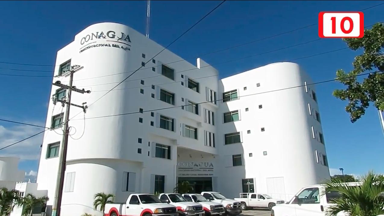 Quintana Roo: CONAGUA aún no define presupuesto para 2019 (Canal 10)
