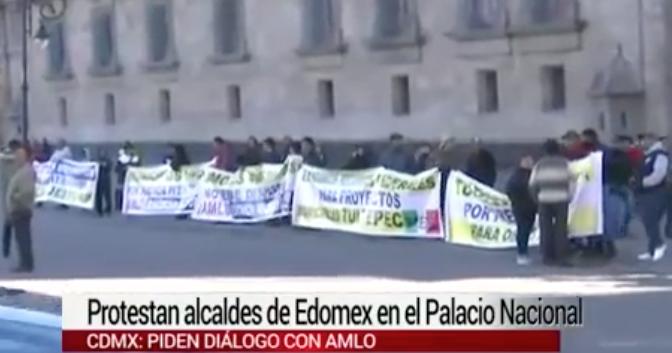Ante recorte presupuestal, alcaldes perredistas piden a AMLO atender infraestructura (Milenio)