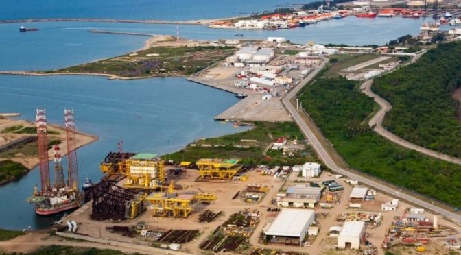 Gobernador electo de Tabasco desmiente que obras en Dos Bocas para refinería estén detenidas (Proceso)