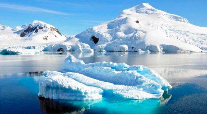La fusión del hielo se contagia a glaciares de la Antártida Oriental (Ecoticias)