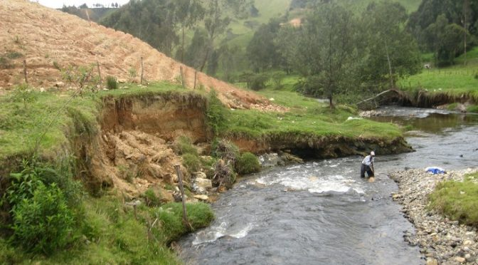 Más del 30% de los ríos de España están afectados por la salinización (Ecoticias)