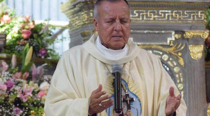 Que se cobre a los que no pagan el agua: Monseñor Cabrero (El Sol de San Luis)