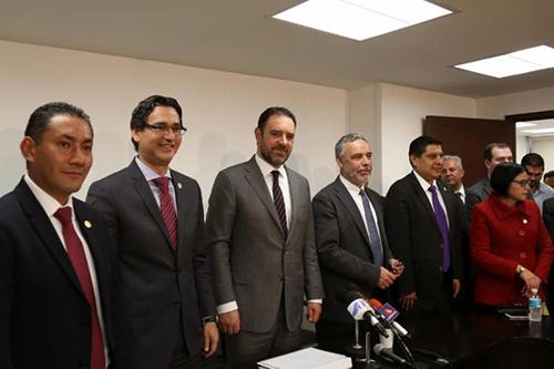 Presenta Alejandro Tello proyectos prioritarios de 2019 para Zacatecas (La Jornada Zacatecas)
