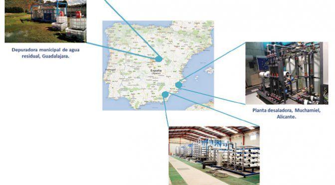 España: Gestión de membranas de desalación al final de su vida útil (AguasResiduales.info)