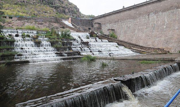 Involucrarán a Segam en conservación del Paseo de la Presa (La Jornada)
