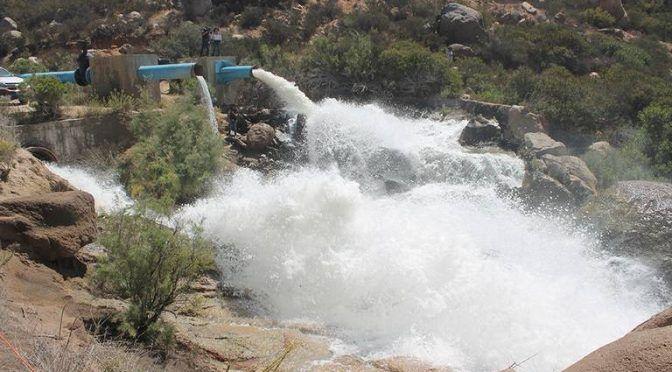 Tijuana: Informa Germán Lizola 288 mdp, por alza al precio del agua (El Sol de Tijuana)